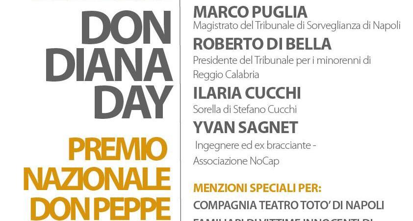 Il premio Don Diana al nostro collaboratore Vincenzo Musacchio