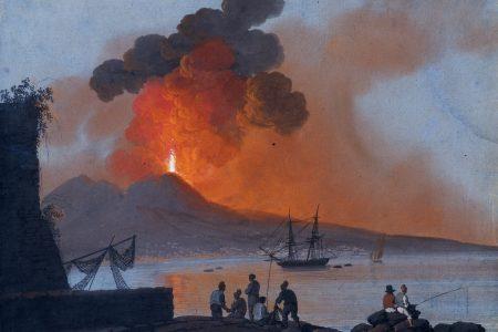 Il Mav riapre con una installazione dedicata all'eruzione del Vesuvio