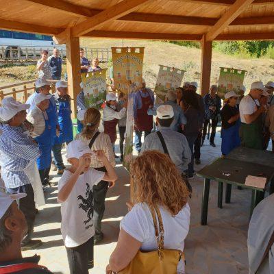 """""""Palio del Grano"""" a  Terranova di Pollino, boom di visitatori"""