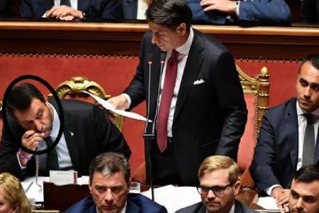 """La crisi di governo. Il """"Vangelo"""" secondo Matteo…"""