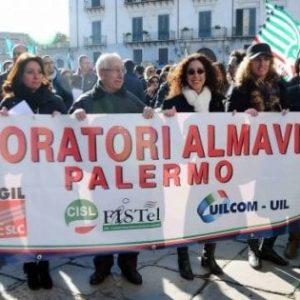 Palermo, i 1660 lavoratori di Almaviva con il fiato sospeso. Licenziamento in arrivo dal 7 settembre