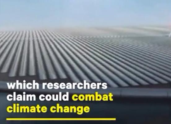 Il video dell'isola straordinaria che estrae energia dall'oceano: salveremo il pianeta così