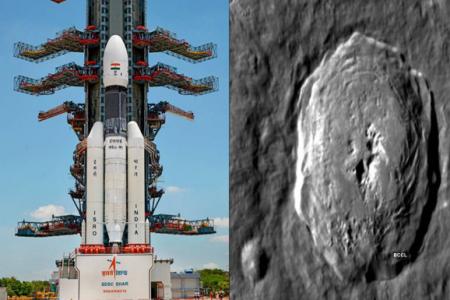 Anche l'India alla conquista della Luna: arrivano le prime immagini