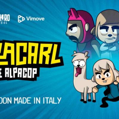 Arriva il cartone animato tutto made in Italy