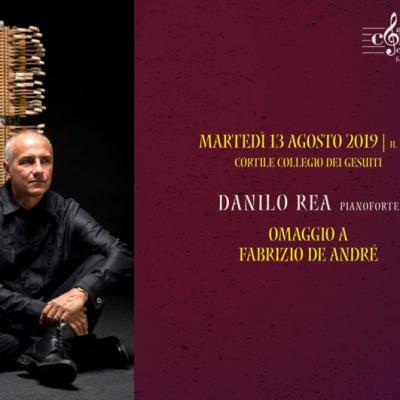 Danilo Rea a NotoMusica