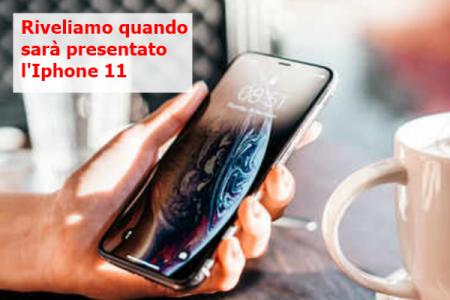 Una svista nel sistema fa scoprire la data di lancio del nuovo Iphone 11: sarà il 10 settembre