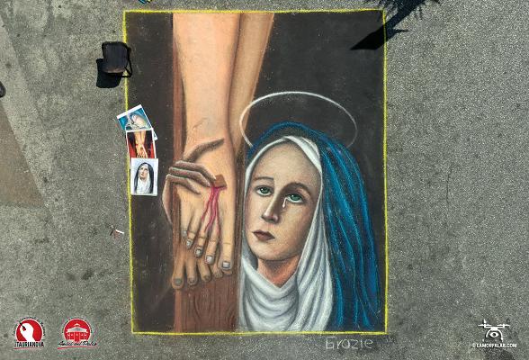 A Taurianova il Concorso Internazionale Madonnari