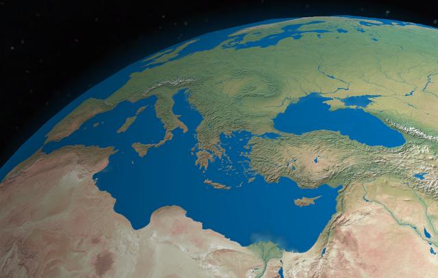 Aiuto, sale il livello del Mediterraneo: ecco le coste a rischio
