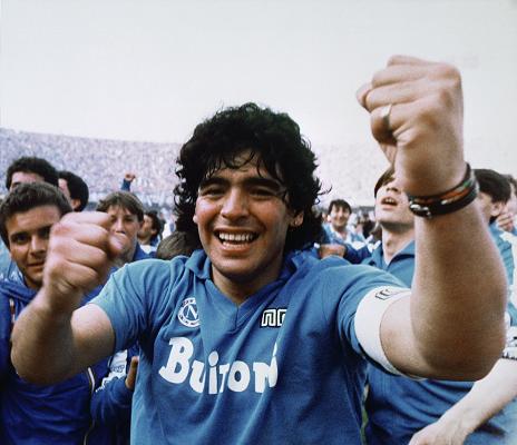 Diego Maradona di Asif Kapadia in anteprima a Napoli