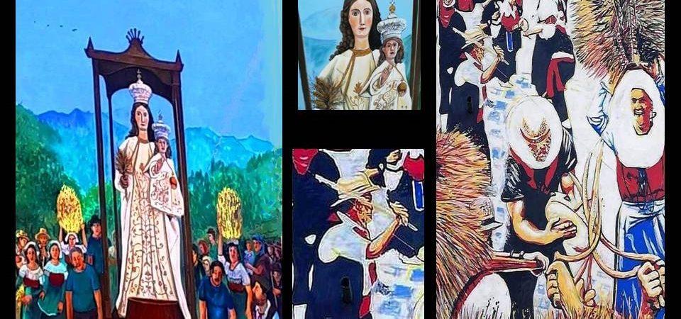 Street art made in Sud, alla scoperta dei murales di autore del Pollino