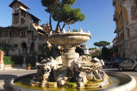 Al via il restauro della fontana che la leggenda lega ai Beatles