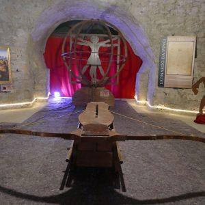 Torna a Napoli la mostra per i 500 anni di Leonardo Da vinci