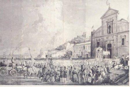 Le feste nel Regno di Napoli. Quando alla parata di Piedigrotta c'era anche il Re. Una cronaca del 1700