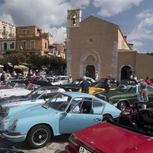 Turismo e Motori, oltre 70 equipaggi internazionali per il Raid dell'Etna