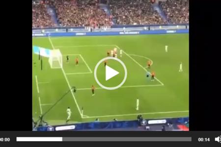 Il video del giorno. I gol più belli: questo non è un tiro, ma una fucilata