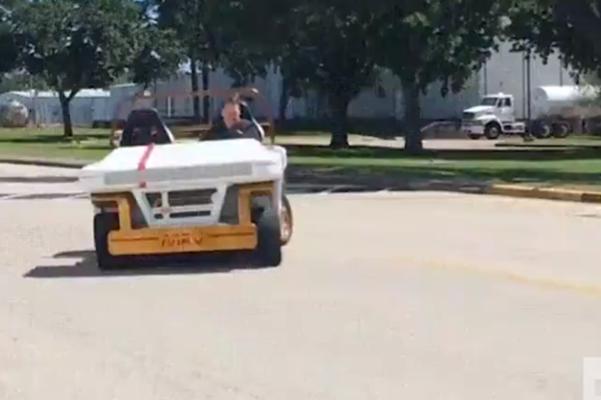 Il video del giorno. Ecco il veicolo della Nasa che rivoluzionerà il modo di guidare