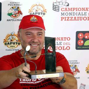 E' napoletano il pizzaiolo campione del mondo