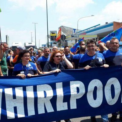 Whirlpool, Tibaldi (Fiom): Azienda scopra le carte e si trovi una soluzione