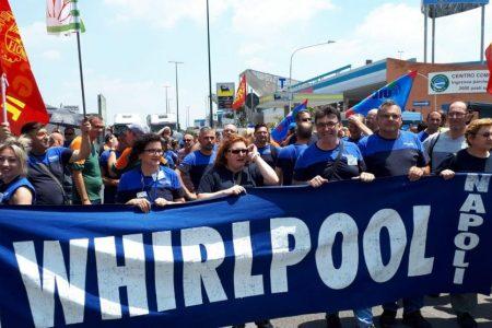 Whirlpool, Cgil e Fiom: Si riconvochi il tavolo al Mise