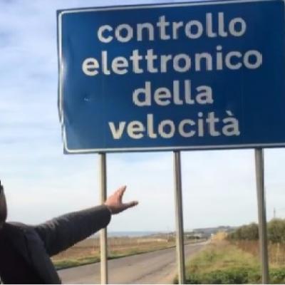 Gli autovelox nella provincia Jonica, I dubbi di Di Lena (Lega)