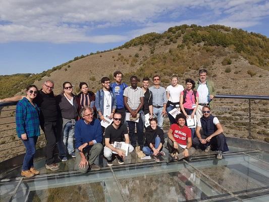 "Unibas: presentate ricerche del ""Petroleum Geology Student Contest"""