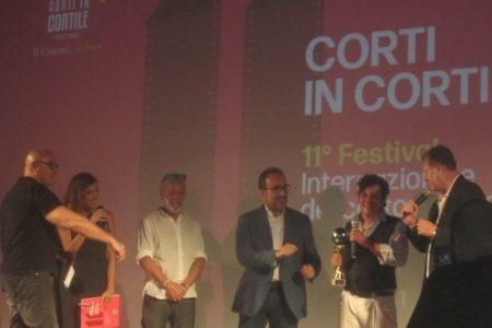 """""""Inanimate"""" di Lucia Bulgaroni vince l'Undicesima Edizione di """"Corti in cortile"""""""