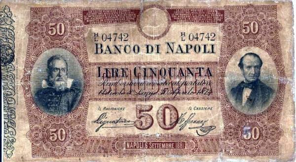 """L'altra storia del Sud. Così i piemontesi """"rubarono"""" l'oro del Banco di Napoli"""