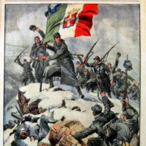 La Lettura. «Guerra. Italiani in trincea da Caporetto a Salò»
