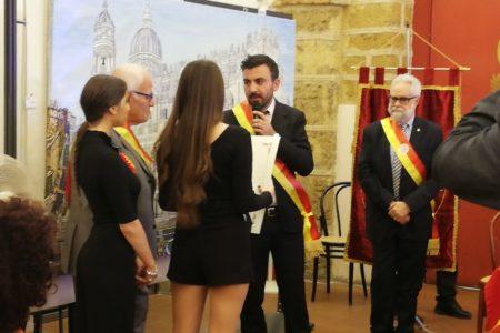 """Clemente Cipresso, nominato """"Accademico di Sicilia"""" e diploma Honoris Causa"""