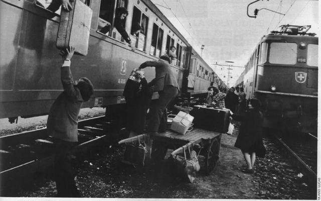 """Riflessioni sul razzismo: quando i """"migranti"""" erano gli italiani. E non solo meridionali"""