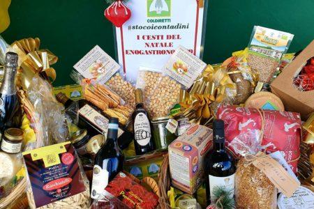 Natale: Coldiretti, spesa a tavola da 140 euro a famiglia
