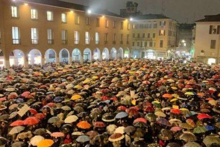 """Sudisti Italiani: """"Le sardine rischiano di favorire Salvini e l'avanzare della destra totalitaria"""""""