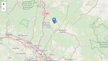 Terremoto in provincia di Firenze: edifici lesionati, ferma l'alta velocità Milano-Napoli