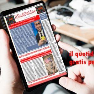 SudOnLine quotidiano del 5 gennaio 2019: L'Iran spara razzi contro gli Usa – Conte al test verifica – Domani big match Napoli-Inter