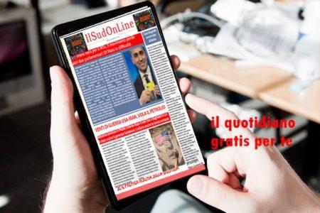SudOnline quotidiano del 25 gennaio 2020
