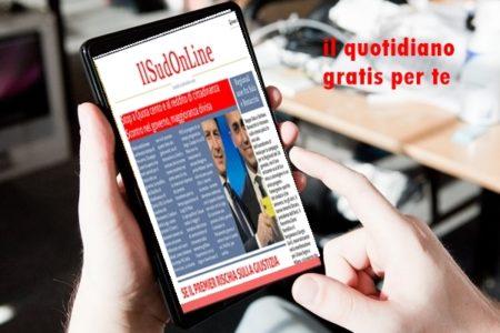 SudOnLine quotidiano del 19 gennaio 2020 – Puglia, task force contro la mafia – Cuneo fiscale e Irpef, cosi si tagliano le tasse – Disastro Napoli, Gattuso chiede scusa