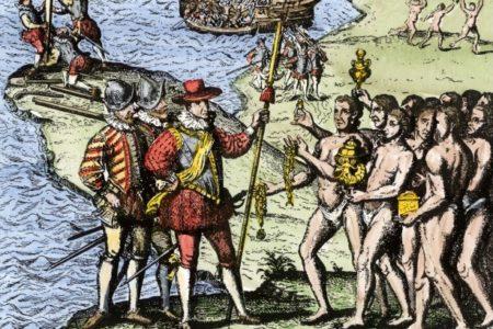 Colombo aveva ragione: Ha incontrato davvero i cannibali