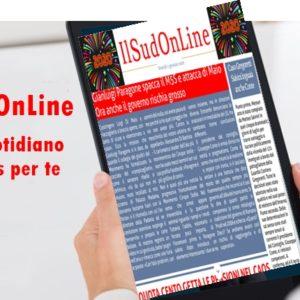Il SudOnLine quotidiano del 18 gennaio 2020. Gli affari della 'ndrangheta al Nord – Chi blocca l'Italia – Rinasce la Dc a trazione sudista