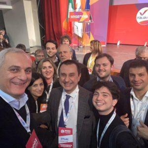 Ecco i membri casertani di Italia Viva