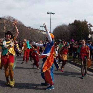 I mille colori del Carnevale di Scampia, scopri la fotogallery
