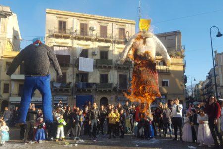 Palermo: carnevale sociale al quartiere popolare di Borgo vecchio