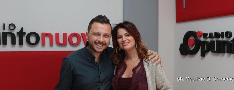 """Finizio e Monica Sarnelli opnion leader a """"o' Festival"""""""