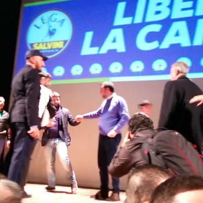 "Videointervista a Matteo Salvini: ""Un sindaco leghista a Napoli? Perchè no"""