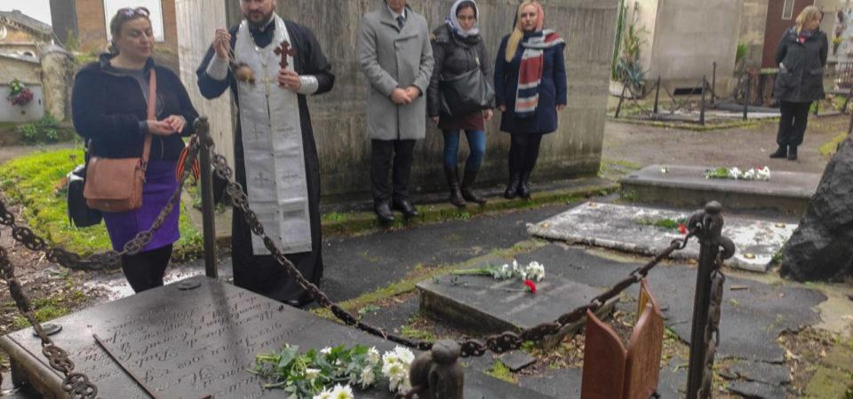 Consolato russo di Napoli, celebrato il giorno del diplomatico