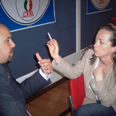 """Assemblea Fratelli d'Italia, Lopa: """"Dare una svolta al disagio sociale del nostro territorio"""""""