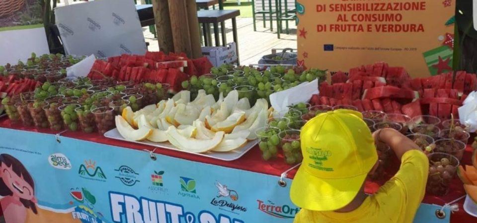 """Fruit & Salad"" al Fruit Logistica di Berlino"