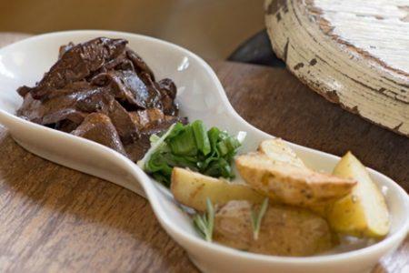 La ricetta del giorno. Funghi secchi piccanti e patate