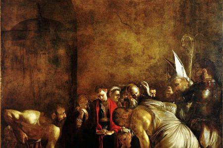 Giù le mani dal Caravaggio