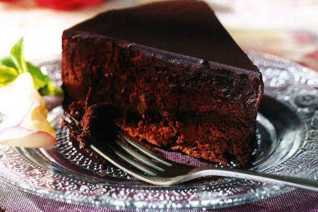 La ricetta del giorno. La torta al cioccolato di Montignac