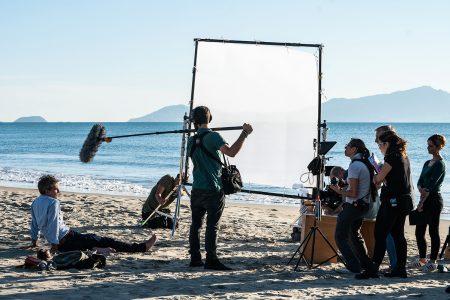 Cinema un Campania, un video per ripartire